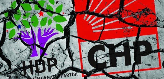 HDP'den CHP'ye davet tepkisi!