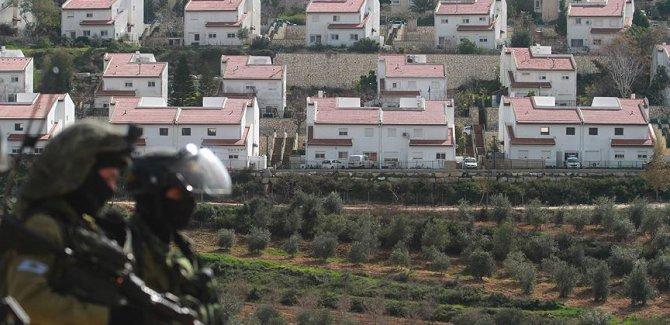 Siyonist İsrail'in yeni yerleşim birimleri planı