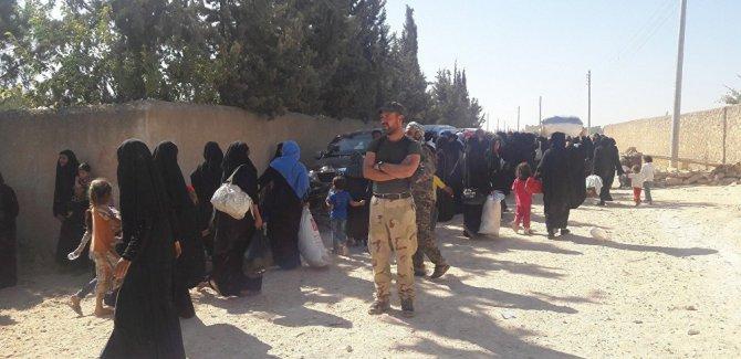 DSG: IŞİD, Rakka'da sivillerin kaçış yollarına mayın döşüyor