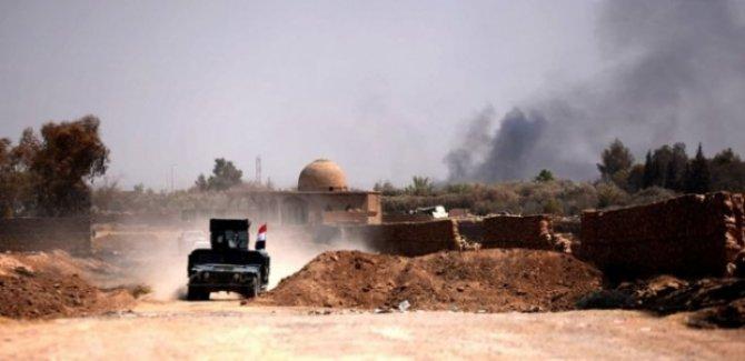 Irak ordusu Telafer'in merkezine girdi