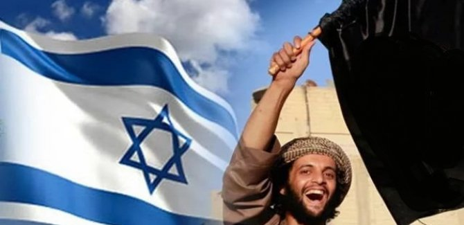Siyonist İsrail, IŞİD'e muhtaç!