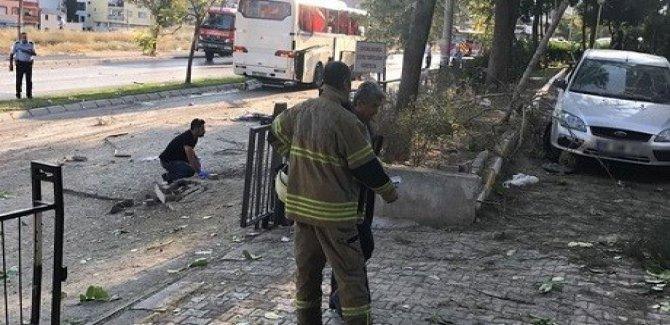 İzmir patlamasının sebebi açıklandı
