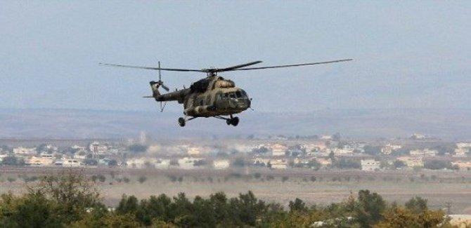 HDP'den iddia: Helikopter ateş açtı