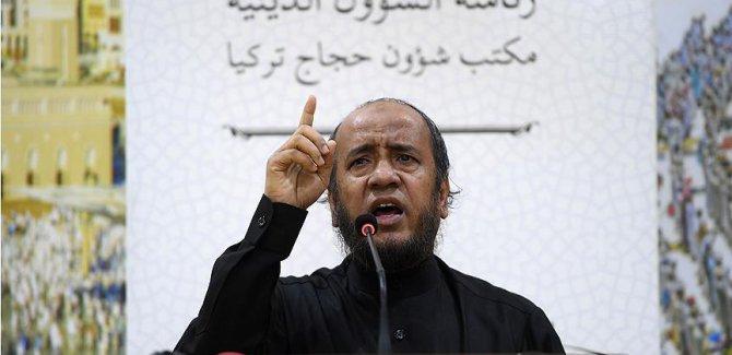 'Burma rejimi İslam dünyasının bölünmüşlüğünden güç alıyor'