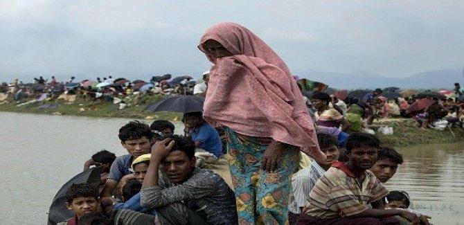 Erbil'den dünyaya Myanmar çağrısı
