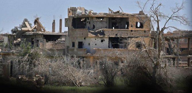 Deyr ez Zor'daki IŞİD kuşatması kırıldı