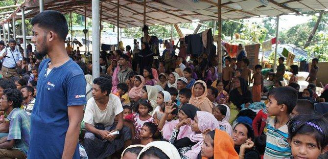 BM: Bangladeş'e sığınan Arakanlı Müslüman sayısı 270 bine ulaştı