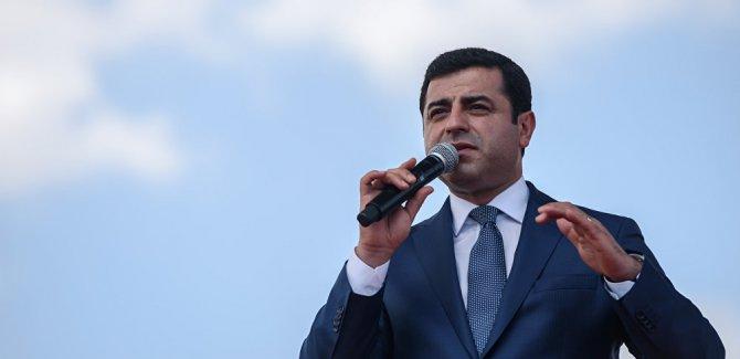Demirtaş Kemal Kılıçdaroğlu'na sitem etti