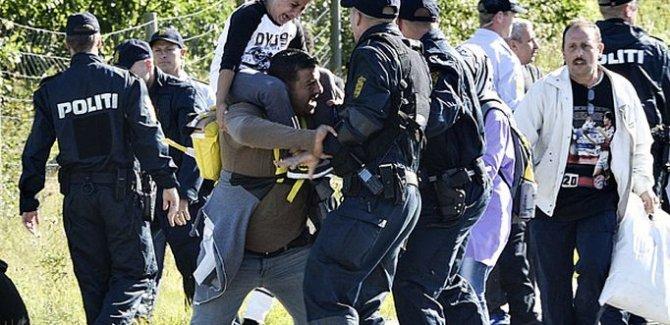 Avrupa'nın En Medenisi Sığınmacı Almayı reddetti