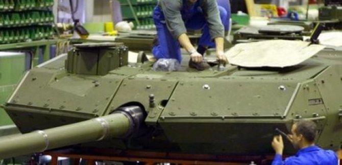 Almanya:Türkiye'ye silah satışı askıda
