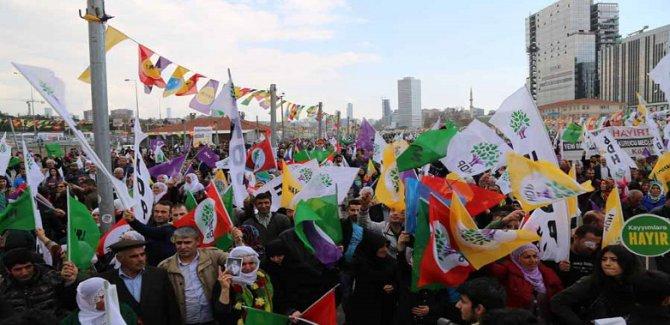 HDP Diyarbakır mitingine izin çıktı