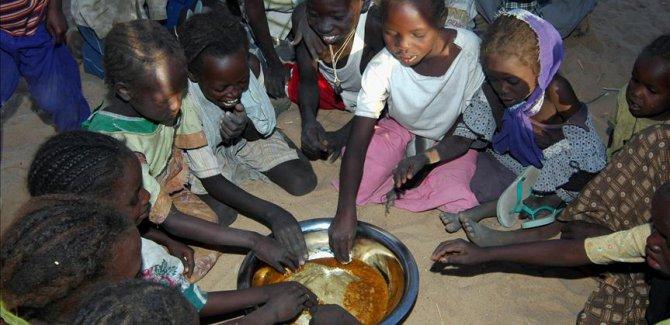 Dünyada iklim değişikliği ve çatışmalar açlığı artırdı