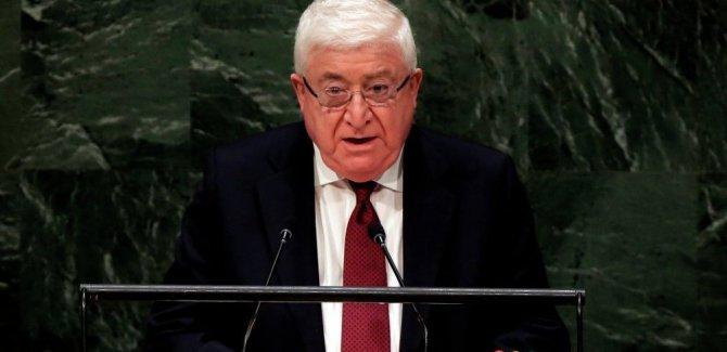 Parlamentoya Iraqê: Divê serokomarê kurd were darizandin