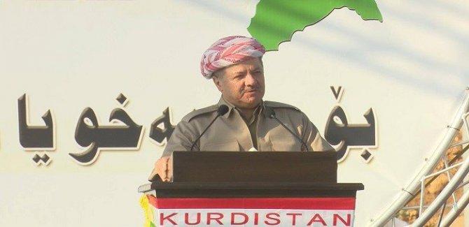 Başkan Barzani: Kimseyi dinlemeyin, referanduma gidiyoruz