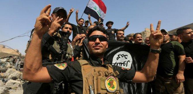 Suriye sınırında IŞİD'e operasyon