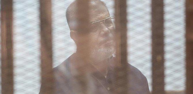 Casusluk davasında Mursi hakkında müebbet