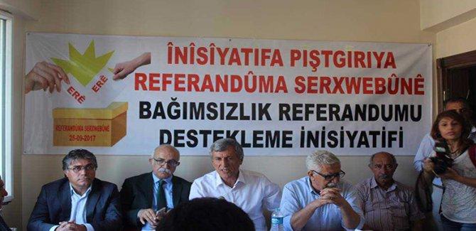Referandumu Destekleme İnisiyatifi'nin toplantısına OHAL yasağı