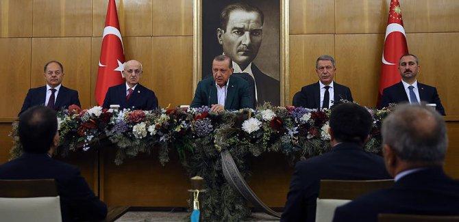 Erdoğan: TEOG'un kaldırılması için bir mani yok