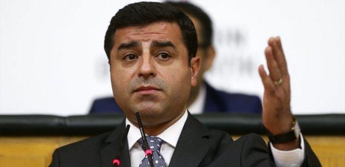 Demirtaş'ın davasına bakacak mahkeme belli oldu