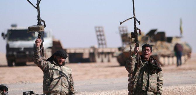 DSG'ye ABD'den 120 tır ve zırhlı araç yardımı