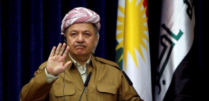 Barzani'den Kürt halkına Çağrı