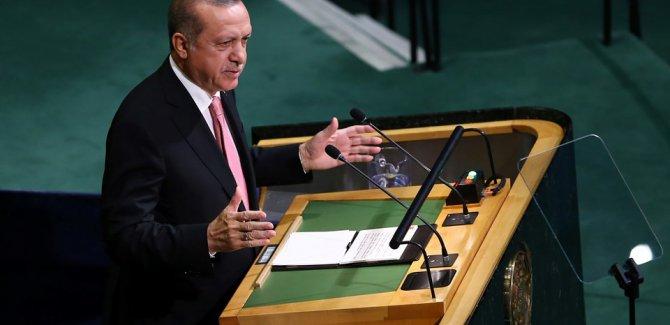 Cumhurbaşkanı Erdoğan'dan Erbil'e referandum uyarısı