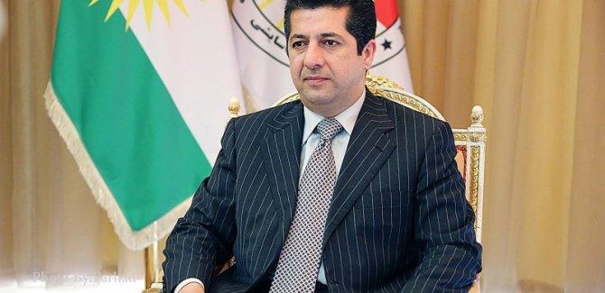 Mesrur Barzani:Birçok ülke Kürdistan'ın bağımsızlığını tanımaya hazır