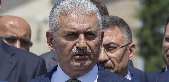 Başbakan:Barzani, bu sevdadan, bu inattan vazgeçmelidir