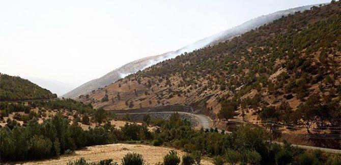 İran Kürdistan'ın dağlık bölgelerini bombalıyor