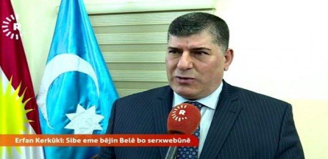 Türkmen Başkan: Sandığa gidip 'Evet' diyeceğiz
