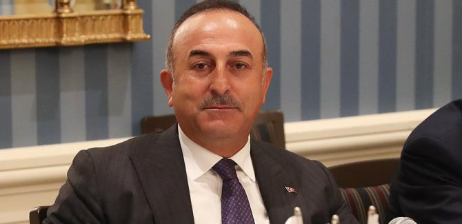 Çavuşoğlu: Peşmergeye askeri eğitim kesilecek