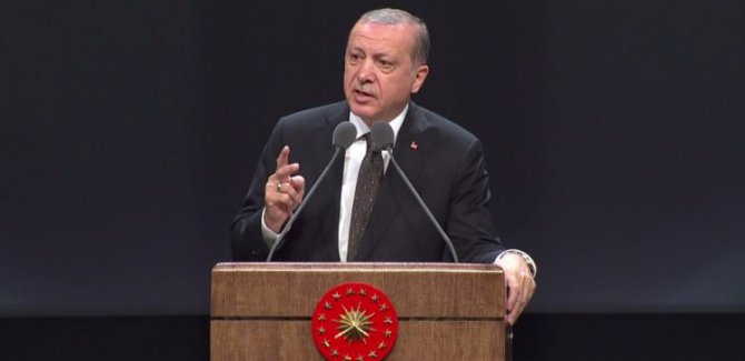 Erdoğan'dan referandum sonrası açıklama