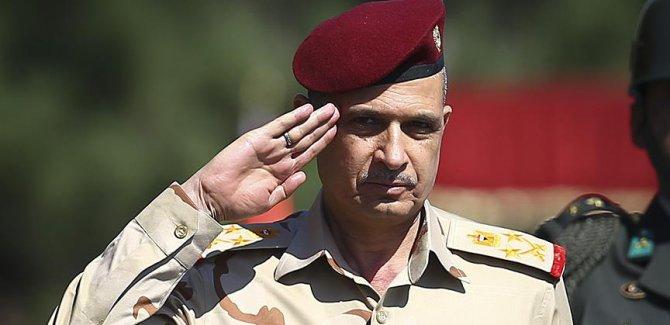Irak Genelkurmay Başkanı üst düzey askeri heyetle İran'a gitti