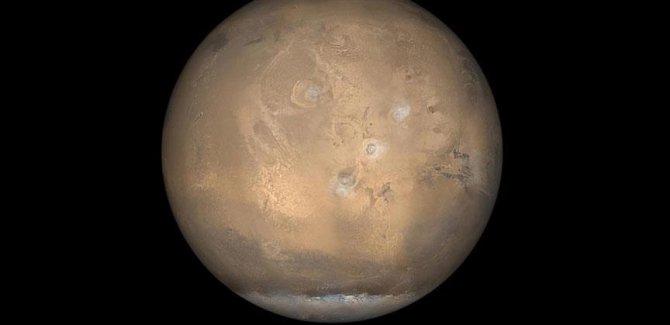 Birleşik Arap Emirlikleri Mars'ta kent kurmayı planlıyor