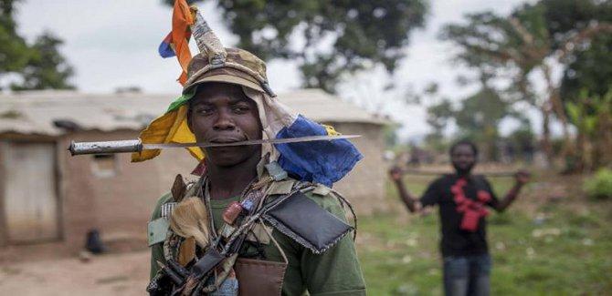 Orta Afrika Cumhuriyeti'nde Müslümanlara Soykırım