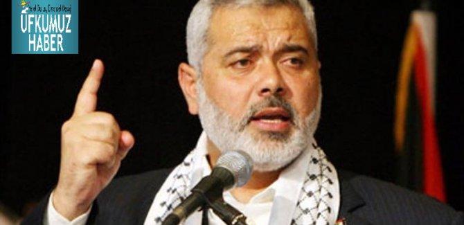 Hamas Lideri Heniye, Fetih hareketini ulusal barışa çağırdı