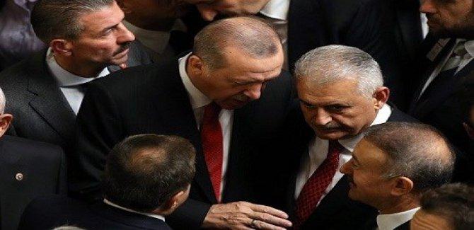Ankara'dan referandum mesajları