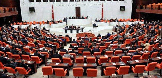 Meclis'e 13 yeni fezleke geldi, 9'u HDP vekillerine ait