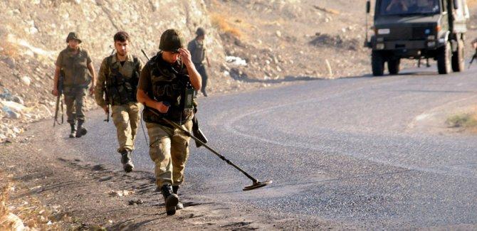 Hakkâri'de patlama:4 Asker hayatını kaybetti