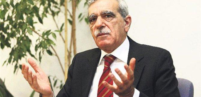 Ahmet Türk: Kürtler Mam Celal'i unutmayacak