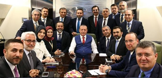 Erdoğan: Makama gelirken iyi, boşalt demek neden yadırganıyor?