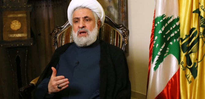 Şeyh Kasım: Hizbullah ve Filistin  İsrail'i yenilgiye uğrattı