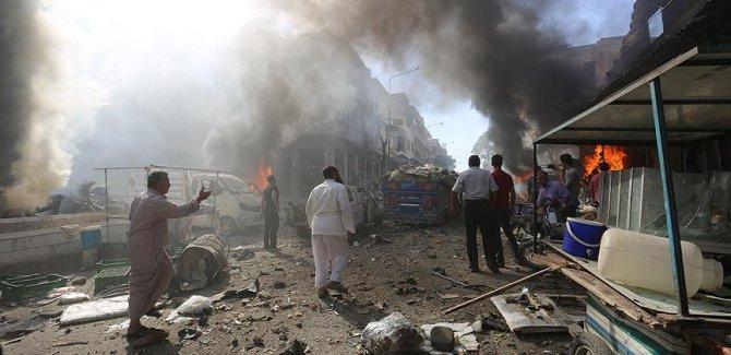 İdlib'de hava saldırısı: 12 ölü, 15 yaralı