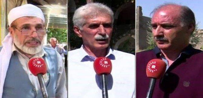 Kanaat önderlerinden tepki: Kürtleri temsil etmiyorlar