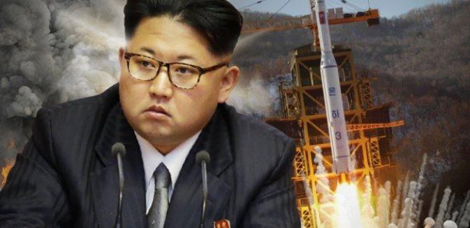 ABD'den Kuzey Kore gerilimini artıracak adım