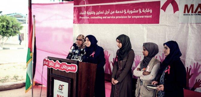 Gazzeli kanser hastalarına Siyonist İsrail engeli!