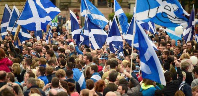 Katalonya'nın ardından İskoçya'da yeni referandum girişimi