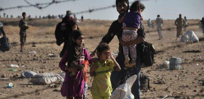'Suriye'de 13 milyon insan yardıma muhtaç'