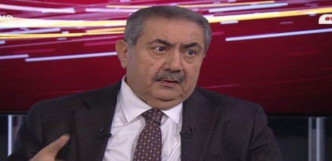 Hoşyar Zebari: Ankara ve Tahran'la diyalog içindeyiz