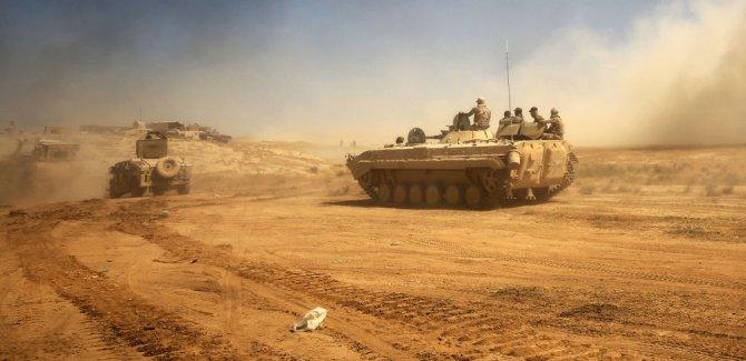 Haşdi Şabi komutanı: Kerkük'e saldırıya geçeceğiz, büyük olaylar yaşanacak